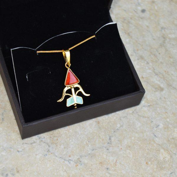 Fanas Gemini Gold Chain Add On Women